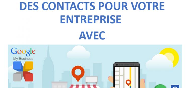 Atelier Google my business : donnez de la visibilité à votre entreprise !