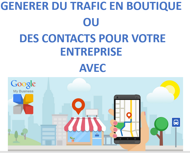 ATELIER GOOGLE MY BUSINESS MORLAIX