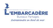 logo espace de coworking Plougasnou Finistere